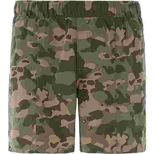 The North Face Class V Pull On Trunk Shorts Herren burnt olive green ponderosa print