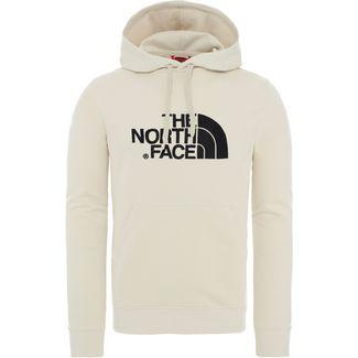 The North Face Drew Peak Hoodie Herren vintage white/tnf black