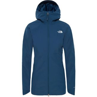 The North Face Hikesteller Parka Damen blue wing teal