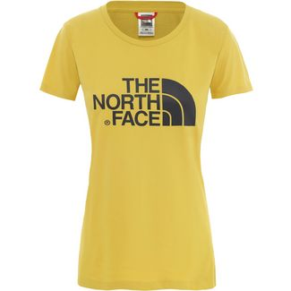 The North Face Easy T-Shirt Damen bamboo yellow