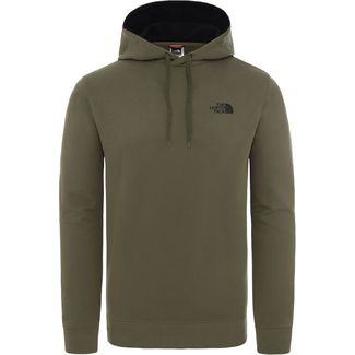 The North Face Drew Peak Sweatshirt Herren burnt olive green