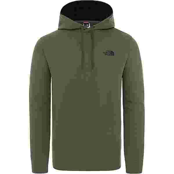 The North Face Drew Peak Sweatshirt Herren burnt olive green