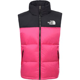 The North Face 1996 Retro Nuptse Daunenweste Herren mr. pink