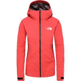 The North Face Impendor FutureLight™ Wanderjacke Damen cayenne red