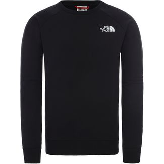 The North Face Raglan Redbox Sweatshirt Herren tnf black-tnf white