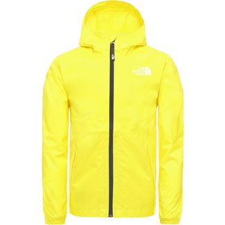 The North Face Youth Zipline Regenjacke Kinder tnf lemon