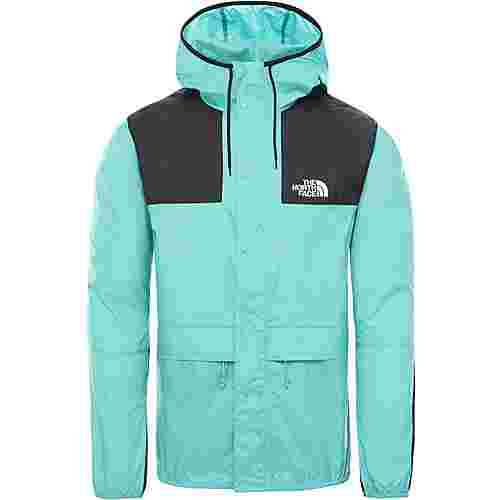 The North Face 1985 Seasonal Mountain Windbreaker Herren lagoon-tnf white