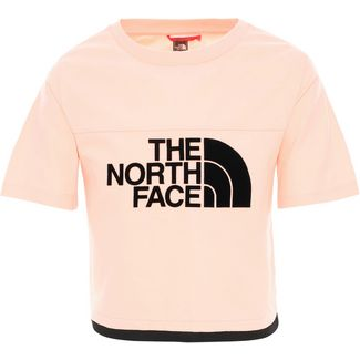 The North Face Croptop Kinder impatiens pink