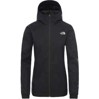 The North Face Quest Regenjacke Damen tnf black/foil grey