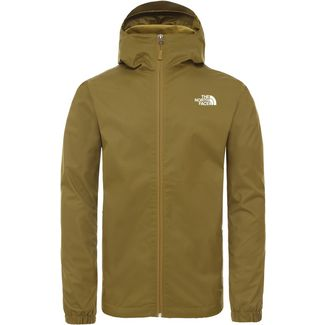 The North Face Quest Regenjacke Herren Fir Green Dark Heather