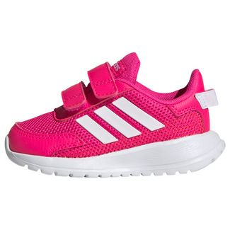adidas Laufschuhe Kinder Shock Pink / Cloud White / Shock Red