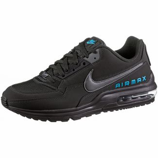Nike Air Max LTD3 Sneaker Herren anthracite-cool grey-light current blue