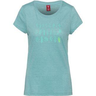 OCK T-Shirt Damen türkis