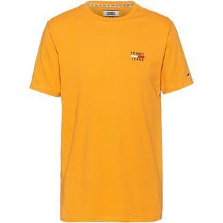 Tommy Hilfiger T-Shirt Herren golden glow