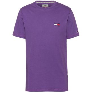 Tommy Jeans T-Shirt Herren royal purple