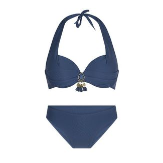 LingaDore Bikini Set Damen Blau