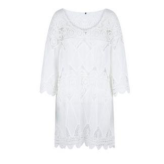 LingaDore Tunika Damen Weiß