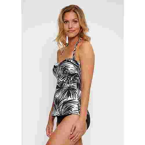 LingaDore Bikini Oberteil Damen Print
