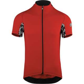 assos Mille GT Short Sleeve Jersey Trikot Herren national red
