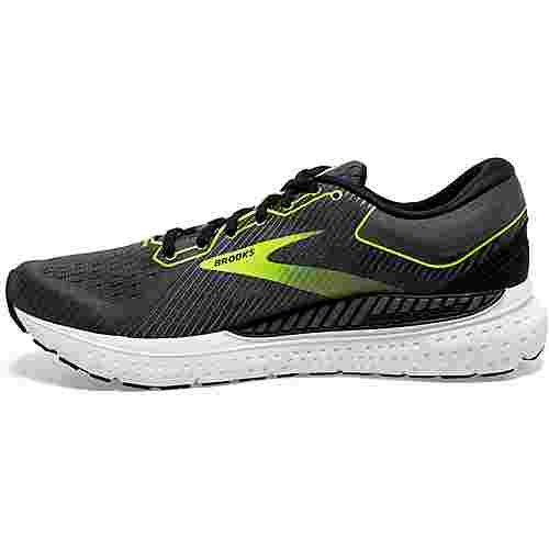 Brooks Transcend 7 Laufschuhe Herren black-ebony-nightlife