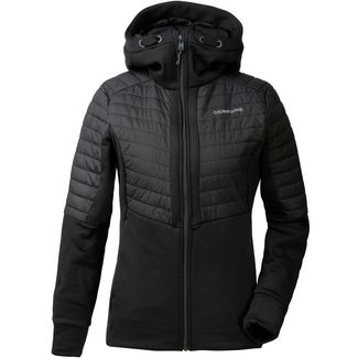 Didriksons 1913 Annema Steppjacke Damen black