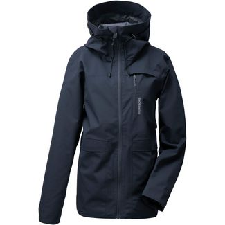 Didriksons Wida Funktionsjacke Damen dark night blue