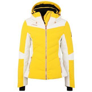 Phenix Diamond Down Skijacke Damen yellow