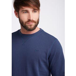 Petrol Industries Sweatshirt Herren Petrol Blue