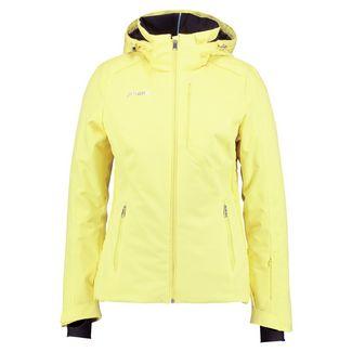 Phenix Maiko Skijacke Damen light yellow