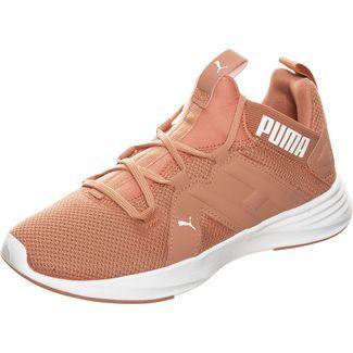 PUMA Contempt Demi Sneaker Damen braun / weiß