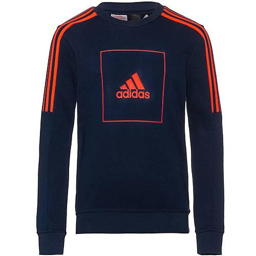 Adidas Sweatshirt Jungen blue im Online Shop von SportScheck