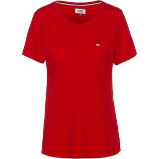 Tommy Hilfiger T-Shirt Damen racing red