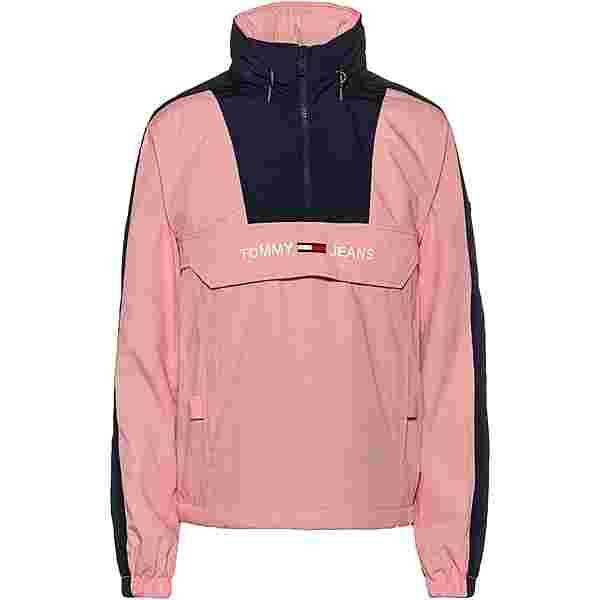 Tommy Hilfiger Windbreaker Damen pink icing-black iris