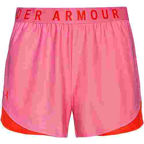 Under Armour Play Up 3.0 Funktionsshorts Damen pink