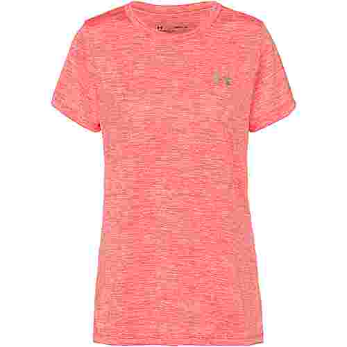 Under Armour Funktionsshirt Damen red