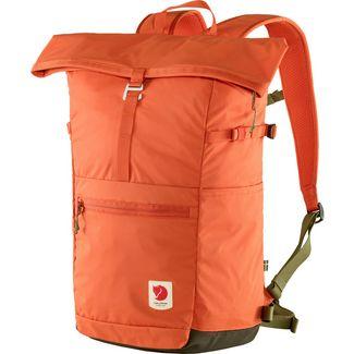 FJÄLLRÄVEN Rucksack High Coast Foldsack 24 Daypack rowan red