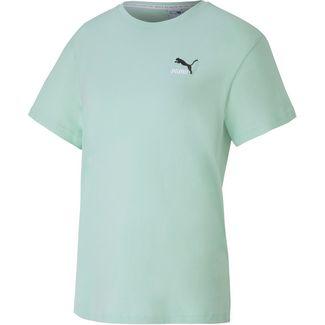 PUMA Classics T-Shirt Damen mist green