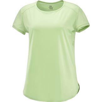 Kleidung für Damen von Salomon in grün im Online Shop von