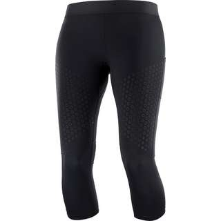 Salomon Support Tights Damen black