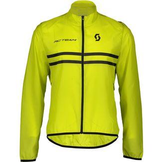 SCOTT RC Team WB Fahrradjacke Herren sulphur yellow/black