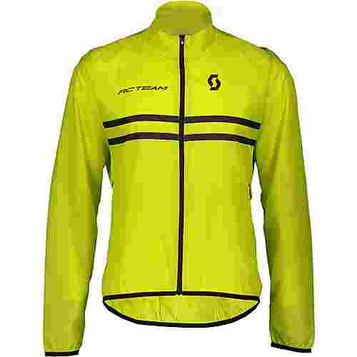SCOTT RC Team WB Fahrradjacke Herren sulphur yellow/black