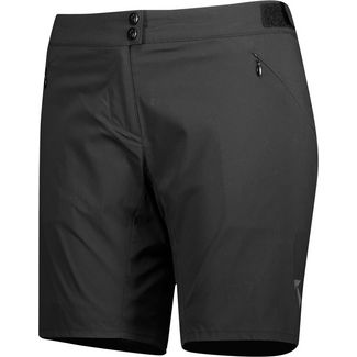 SCOTT Endurance ls/fit w/Pad Fahrradshorts Damen black