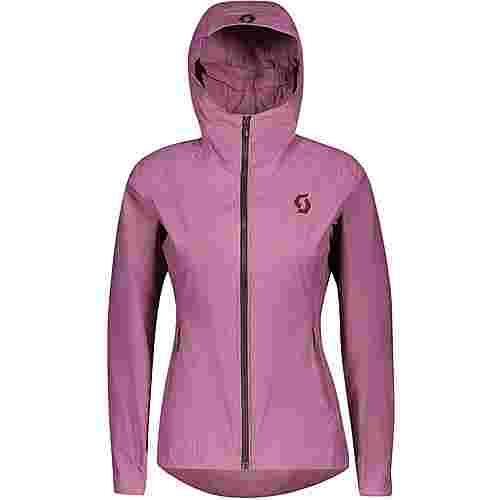 SCOTT Trail MTN WB W/Hood Fahrradjacke Damen cassis pink