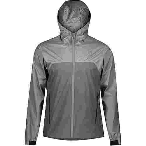 SCOTT Trail MTN WB w/Hood Fahrradjacke Herren grey melange/dark grey