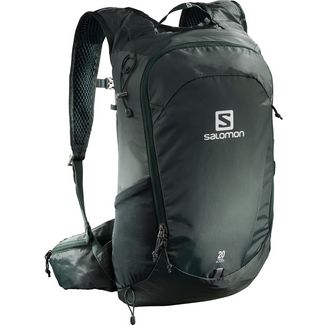 Salomon Rucksack Trailblazer 20 Daypack green gables