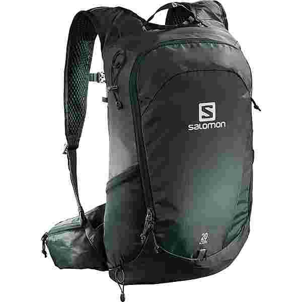 Salomon Rucksack Trailblazer 20 Daypack green gables