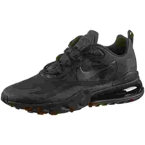 Nike Air Max 270 React Sneaker Herren black-oil grey-black