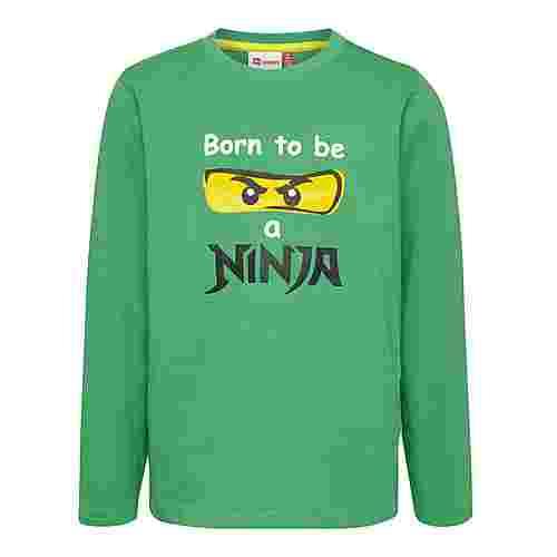 Lego Wear Langarmshirt Kinder Green