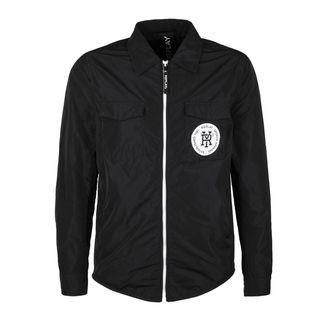 REPLAY mit Logodruck Outdoorjacke Herren black