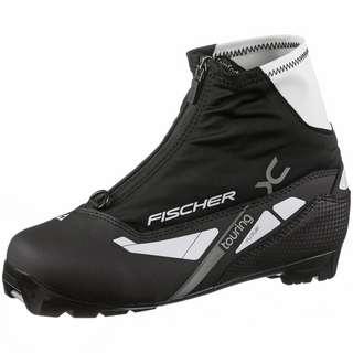 Fischer XC TOURING MY STYLE Langlaufschuhe Damen schwarz-weiß